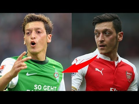 10 Things You Probably Didn't Know About Mesut Özil