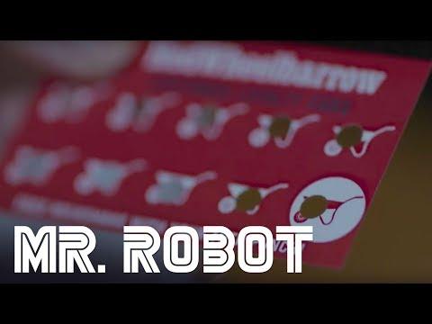 Mr. Robot: Season 3, Episode 1 Clip: Irving Expects a Free Milkshake