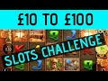 Ten to a Ton Slots Challenge at 32Red Featuring Burning Desire & More