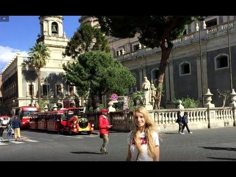 Catania, Sicilia (Viajamos Juntos!)