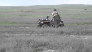 видео Два квадроцикла – четыре трупа