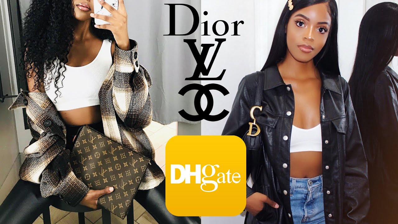 DHGATE HAUL - YouTube