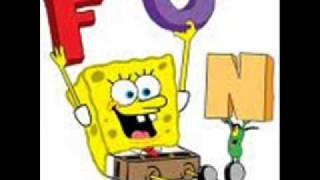 spongebob squarepants-- fun song (REMIX)