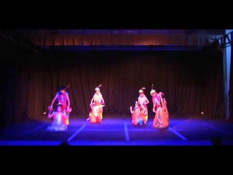Dance (mizhiyazhaku nirayum radha) - Utsav Easter-Vishu 2012