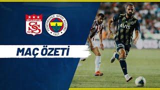Сивасспор Фенербахче 2 1 Обзор Матча Чемпионата Турции 11 05 2021 HD