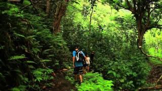 Sacred Falls Hike