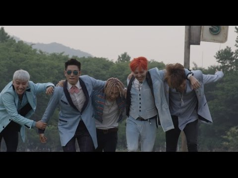 BIGBANG - '맨정신(SOBER)' M/V BEHIND THE SCENES