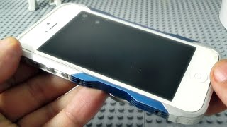 스워드 카스트럼 아이폰5 알루미늄 범퍼 케이스 사용기 …