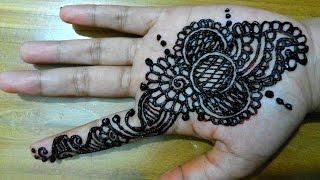 How To Make Full Hand Bridal Henna/Mehndi Designs Bridal Mehendi By Munni
