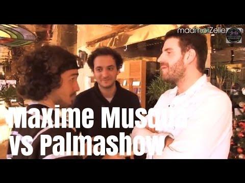 Maxime Musqua VS Palmashow - Ni Oui Ni Non Barbichette #2