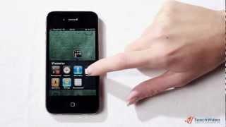 Заметки в iPhone 4 (24/30)(В данном видеоуроке мы расскажем об электронных заметках в iPhone 4. http://youtube.com/teachvideo - наш канал http://www.teachvideo.ru/ca..., 2012-03-23T11:58:43.000Z)
