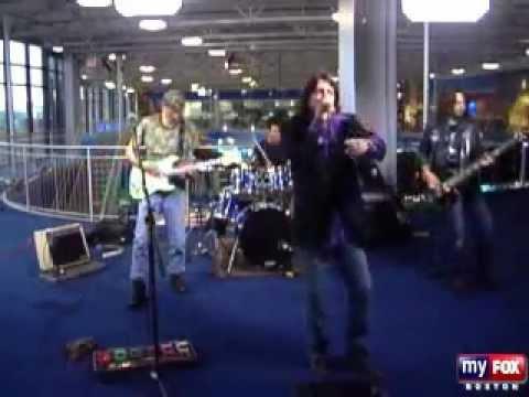 Johnny Vance & The Outsiders on FOX25 TV Boston