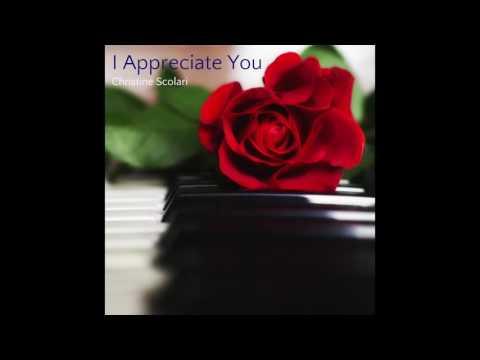 """I Appreciate You"" ~ Teacher Appreciation Song [For my music teacher]"