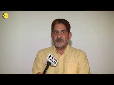 Chandigarh stalking: Haryana BJP chief Subhash Barala addresses media