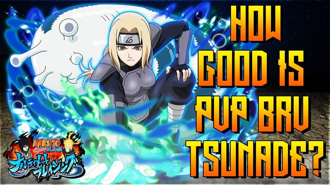 Princess Tsunade! | How Good is PvP BRV Tsunade? | Character