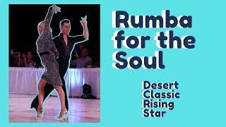 Rising Star Latin | Rumba | Final | Desert Classic | WDC 2019