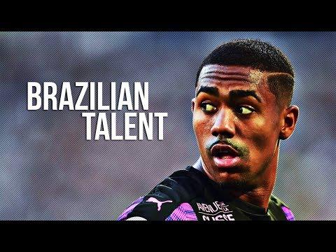 Malcom • Brazilian Talent • Goals & Skills HD