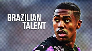 Malcom • Brazilian Talent • Goals & Skills HD