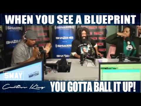Curtiss King Shares Some Inspirational Words on Sway In The Morning