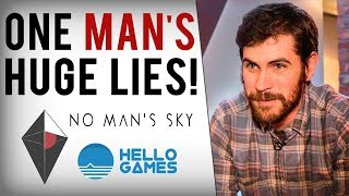 Sean Murray FINALLY Responds To Disastrous No Man's Sky Launch & Defends Making Gamers Angry?!