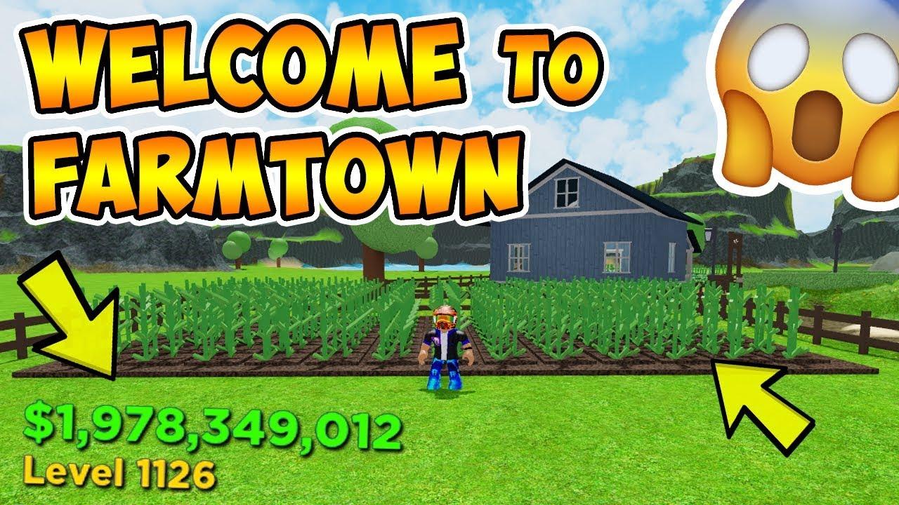 Omg Welcome To Farmtown Hack Script Infinite Cash Auto