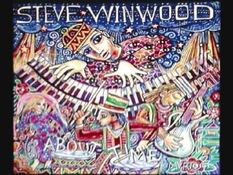 Steve Winwood's The Finer Things