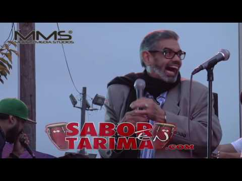 Hector Pichi Perez en Salsa al Parque New Jersey Canta Zambele