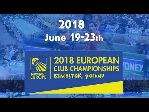 Issy Les Moulineaux BC vs Moss BK (Match 3, Group Stage) - ECC2018