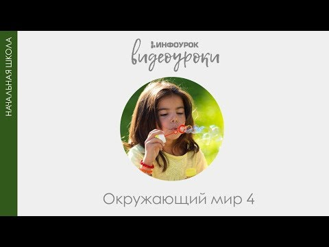Особенности природы России | Окружающий мир 4 класс #30 | Инфоурок