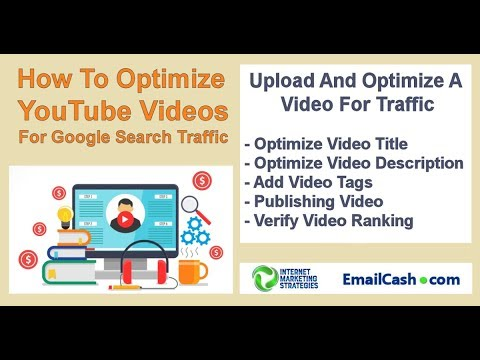 How To Optimize YouTube Videos For Google Search Traffic - Internet Marketing Strategies