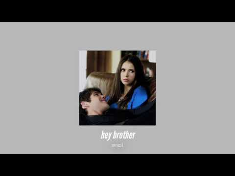 ( slowed down ) hey brother