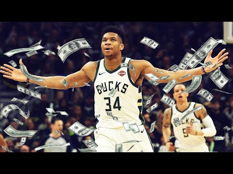 Will Giannis Antetokounmpo Sign The BIGGEST Contract In NBA History?   House Of Bounce