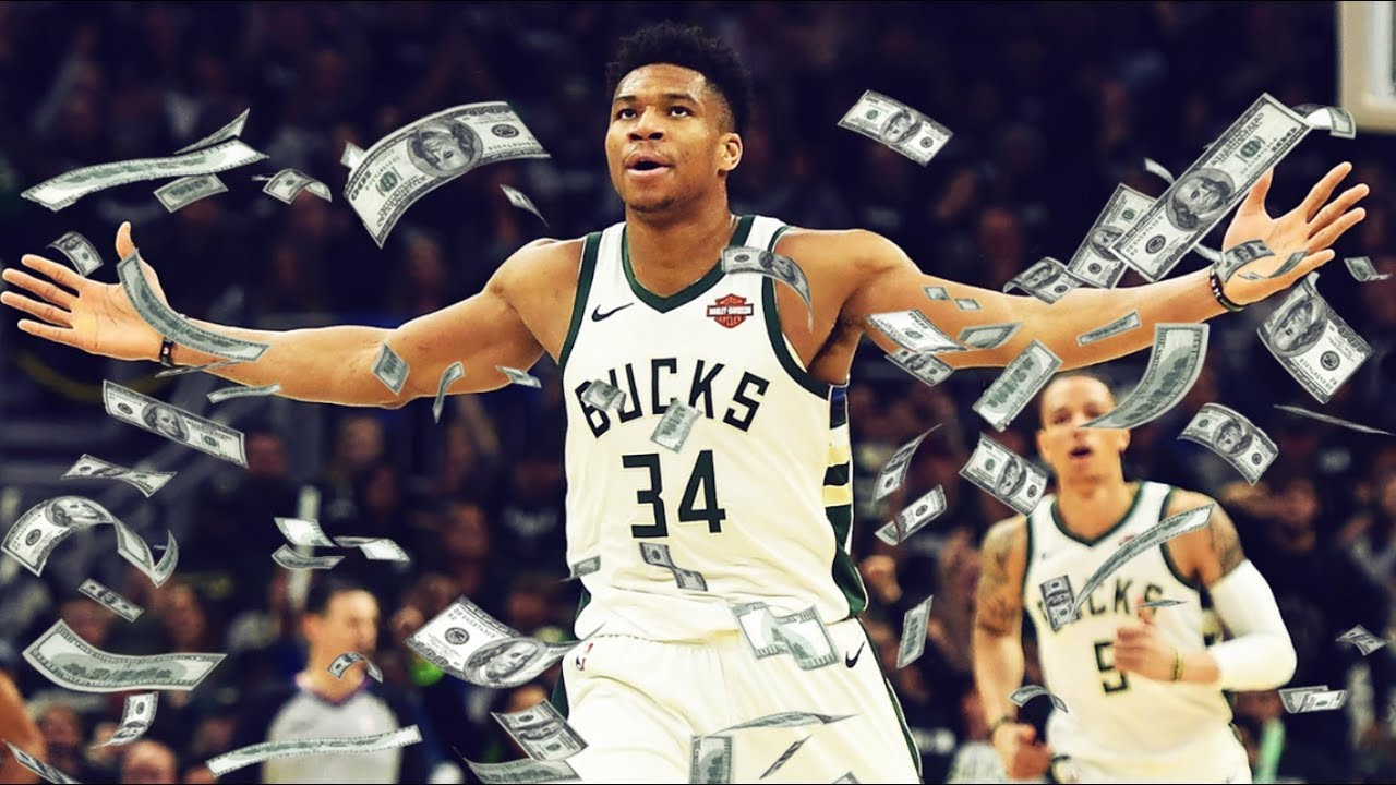 Will Giannis Antetokounmpo sign the BIGGEST contract in ...