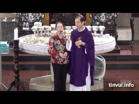 Lễ Kính Lòng Thương Xót Chúa - 08.03.2012 - Nha Tho Chi Hoa