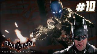 "Batman Arkham Knight Gameplay Walkthrough Part 10 - ""TUNNEL TROUBLES!!!"" 1080p HD PC"
