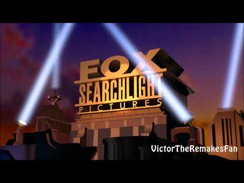Fox Searchlight Pictures Logo 2011 Remake (June Updated)