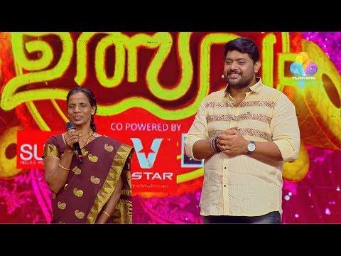 Flowers TV Comedy Utsavam Episode 194