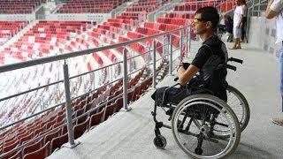 Спорт без барьеров
