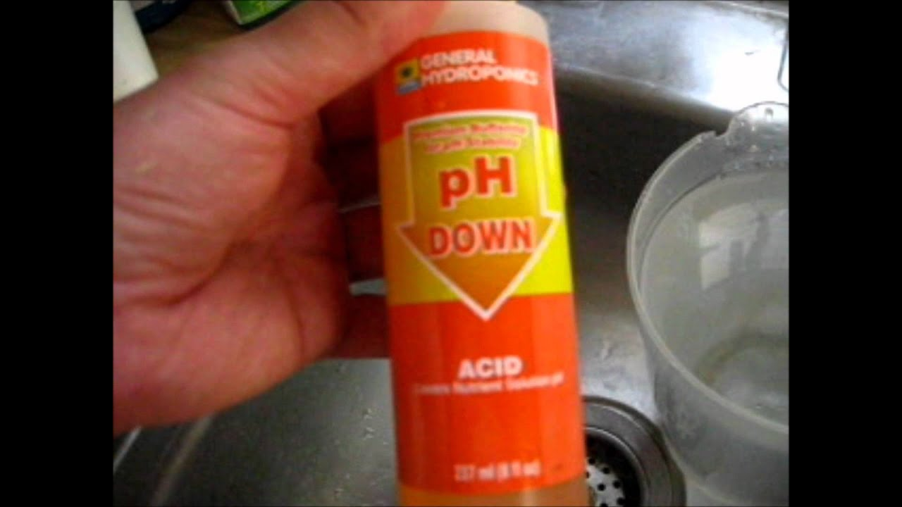 how to add ph to soil