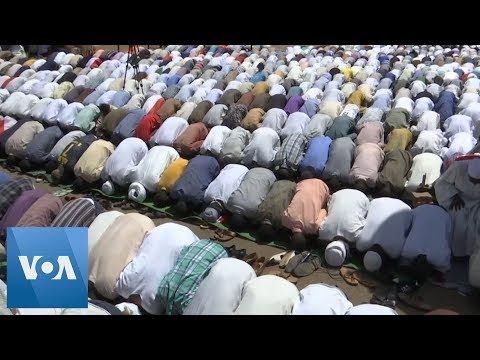 Sudan Protesters Hold Friday Prayers at Sit-In