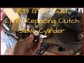 Nissan R33 GTST Skyline Build EP 18 Clutch Slave Cylinder