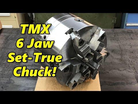 SNS 228: Toolmex 6 Jaw Chuck, K&T Mill Repairs