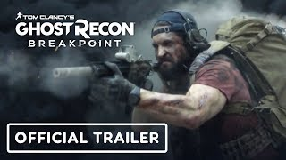 Tom Clancy's Ghost Recon Breakpoint - Official Live Action Trailer