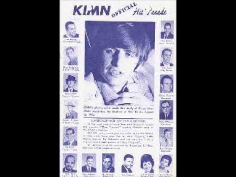 Fabulous KIMN in Denver, Oct 9, 1964 with Paul Anderson, John Nelson and Pogo Poge!