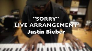 Sorry Live Arrangement
