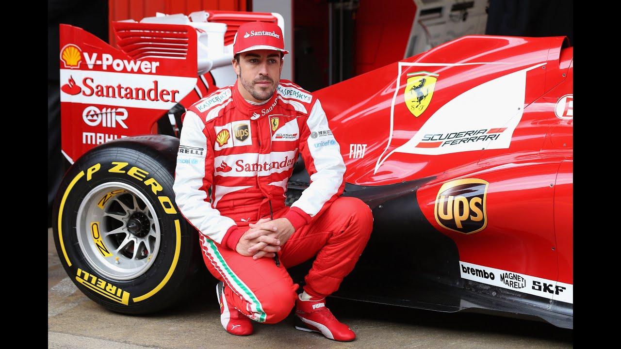 Ferrari f1 mission winnow
