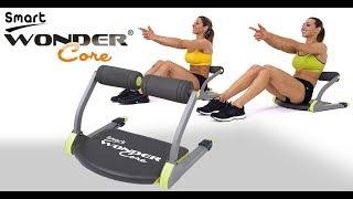 Wonder Core Smart - Il Rivoluzionario Attrezzo Fitness 8-in-1 - ECLShop.TV