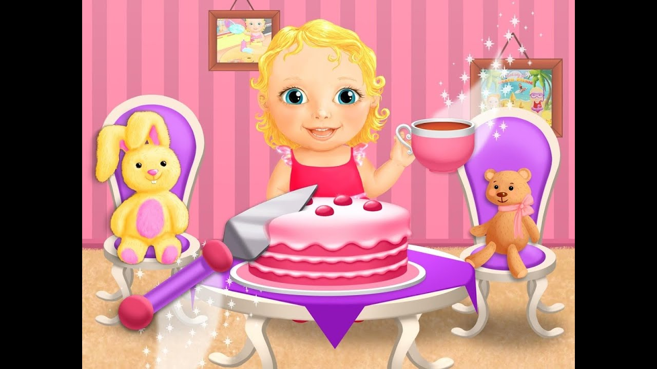 Sweet Baby Girl Dream House 2 Unlock All Android os TutoTOONS