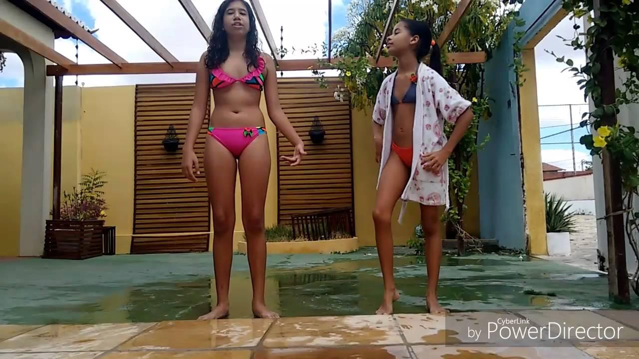 Desafio da piscina | SpaceTeen