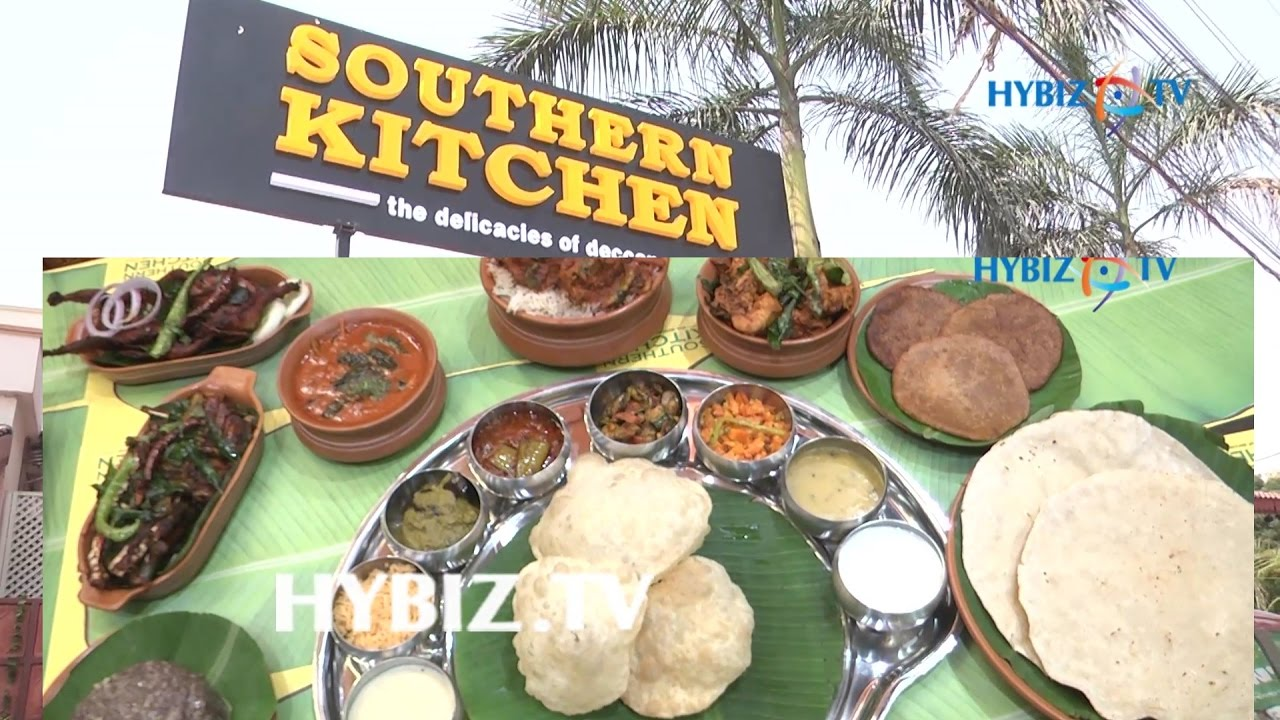 Southern Kitchen Restaurant Launched at Madinaguda Hyderabad ...